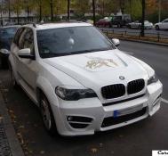 Lumma Design BMW X5 mit Strasssteinen