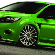 Fahrbericht: Der Ford Focus RS