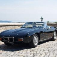 Maserati Ghibli 4,7 Spider | Will haben des Tages