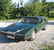 Aston Martin Lagonda | Will haben des Tages