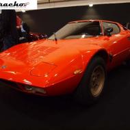 Lancia Stratos HF – Ein Rallyefahrzeug für die Straße