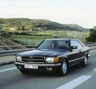 Mercedes-Benz 500 SEC | Will haben des Tages