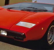 Lamborghini Countach Turbo S – Will haben des Tages