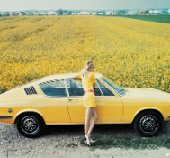 Audi 100 Coupé S – Will haben des Tages