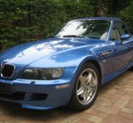 BMW Z3 M Roadster – Will haben des Tages