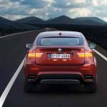 Heckpartie des BMW X6