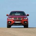 Imposanter Auftritt des neuen BMW X6