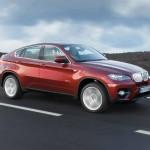 Freude am Fahren - BMW X6