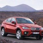Die bullige Front des neuen BMW X6