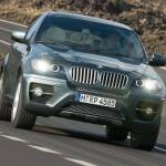 BMW X6 Frontpartie