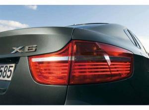 Rücklicht des BMW X6
