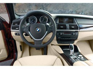 BMW X6 Innenraum