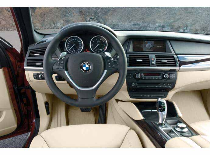 der neue bmw x6 bmw x6 innenraum. Black Bedroom Furniture Sets. Home Design Ideas