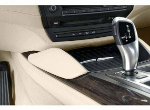 BMW X6 mit neuem Automatik-Wahlhebel