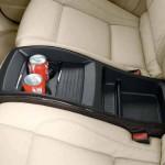 Für den US Markt wichtig, Getränkehalter im BMW X6
