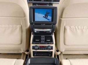 BMW X6 On-Board-Entertainment Programm