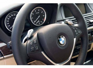 BMW X6 Lenkrad