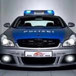 Brabus Rocket Polizeiwagen