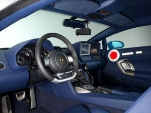 Innenleben des Lamborghini LP560