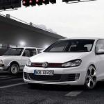VW Golf 6 GTI - Historie
