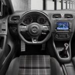 VW Golf 6 GTI mit MMI