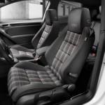 VW Golf 6 GTI Sportsitze
