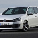 VW Golf 6 GTI Frontpartie