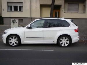 Lumma Design BMW X5 - Seitenansicht