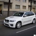 Lumma Design BMW X5 - Frontansicht
