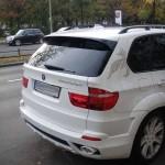 Lumma Design BMW X5 - Heck