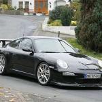 Porsche 997 GT3 Seitenlinie
