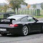 Porsche 997 GT3 Heck