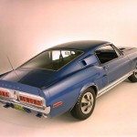 1968 Ford Shelby Mustang GT 500 KR