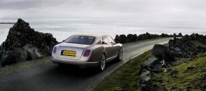 Bentley Mulsanne Wallpaper