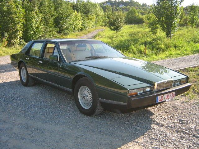 Aston Martin Lagonda von 1983