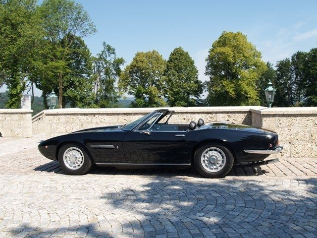 Maserati Ghibli 4,7 Spider