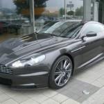 Aston Martin DBS Frontpartie