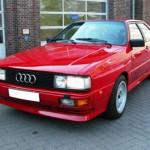 Audi 20V quattro