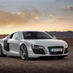 Audi R8 in der Wüste