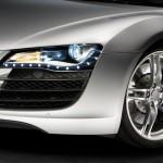 LED Scheinwerfer des Audi R8