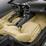 Audi R8 Spyder Innenraum
