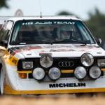Audi Sport quattro S1 - WRC