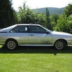 Audi quattro - Urquattro