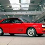 Der letzte Audi quattro