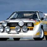 Audi Sport quattro S1 - Rallye