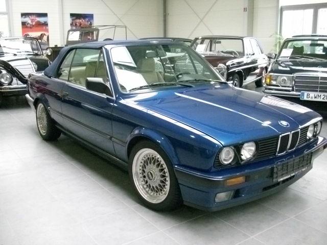 BMW 325i Cabriolet von 1990