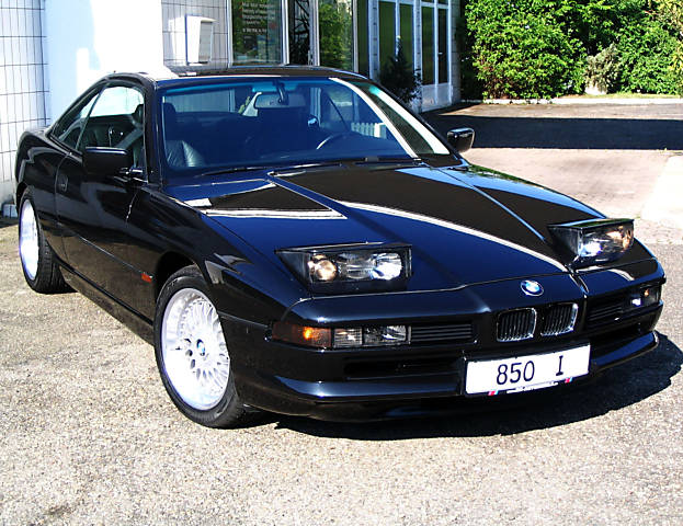 Der BMW 850i