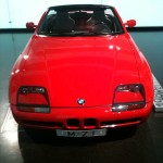 BMW Z1 Roadster Front