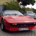 Ferrari 308 GTS Front