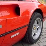 Ferrari 308 GTS Lufteinlass